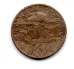 1943 - 20 Centavos - Níquel Rosa - Moeda Brasil - Estado de Conservação: Bem Conservada (BC)