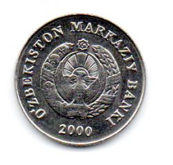 Uzbequistão - 2000 - 1 Som - Sob