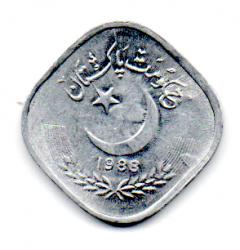 Paquistão - 1988 - 5 Paise - Sob