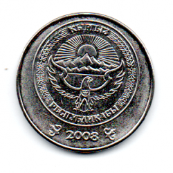 Quirquistão - 2008 - 3 Som - Sob