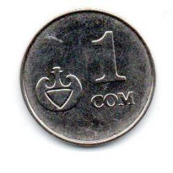 Quirquistão - 2008 - 1 Som - Sob