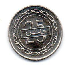 Bahrain - 2007 - 25 Fils - Sob/Fc