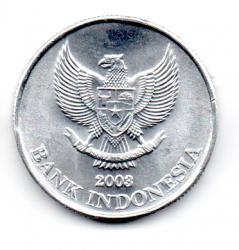 Indonésia - 2003 - 500 Rupiah - Sob/Fc