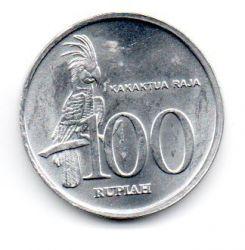 Indonésia - 1999 - 100 Rupiah - Sob/Fc
