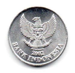 Indonésia - 2002 - 50 Rupiah - Sob/Fc