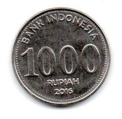 Indonésia - 2016 - 1000 Rupiah - Sob/Fc