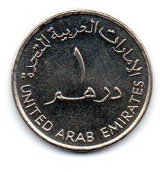 Emirados Árabes Unidos - 1995 - 1 Dirham - Sob/Fc