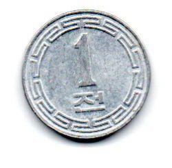 Coreia do Norte - 1959 - 1 Chon - Mbc