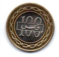 Bahrain - 1995 - 100 Fils - Sob/Fc