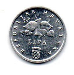 Croácia - 1993 - 1 Lipa - Sob