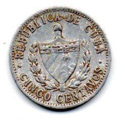 Cuba - 1971 - 5 centavos - Sob