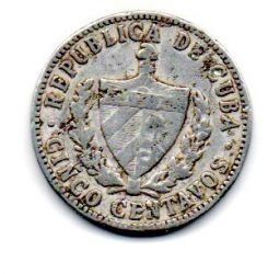 Cuba - 1968 - 5 centavos