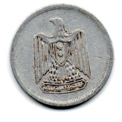 Egito - 1967 - 10 Milliemes