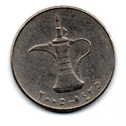 Emirados Árabes Unidos - 2005 - 1 Dirham