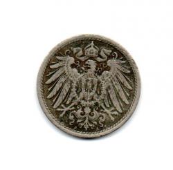 Alemanha Império - 1908A - 10 Pfennig