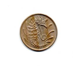 Cingapura - 1968 - 10 Cents