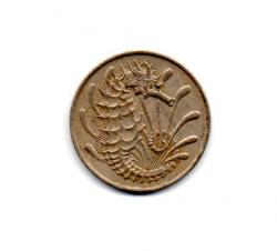 Cingapura - 1967 - 10 Cents
