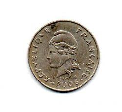 Polinésia Francesa - 2006 - 10 Francs