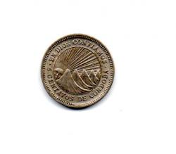 Nicarágua - 1965 - 5 Centavos