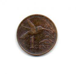 Trinidad e Tobago - 2001 - 1 Cent
