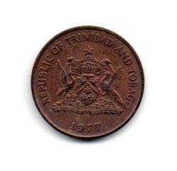 Trinidad e Tobago - 1977 - 5 Cents