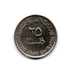 Emirados Árabes Unidos - 1995 - 25 Fils