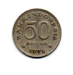 Indonésia - 1971 - 50 Rupiah