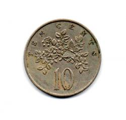 Jamaica - 1969 - 10 Cents