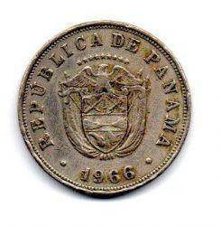 Panamá - 1966 - 5 Centésimos