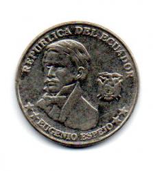 Equador - 2000 -  10 Centavos