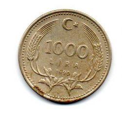 Turquia - 1990 - 1000 Lira