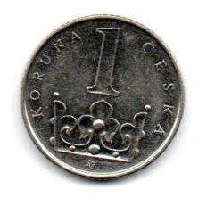 República Tcheca - 2006 - 1 Koruna