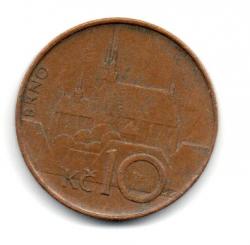 República Tcheca - 1994 - 10 Korun