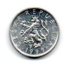 República Tcheca - 1999 - 10 Haléru