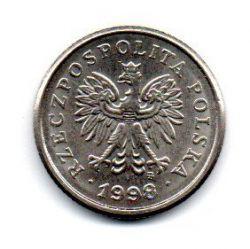Polônia - 1998 - 20 Groszy