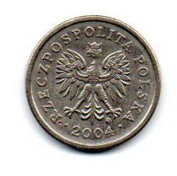 Polônia - 2004 - 20 Groszy