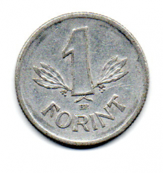Hungria - 1969 - 1 Forint