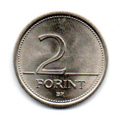 Hungria - 1993 - 2 Forint