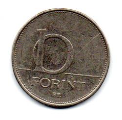 Hungria - 1993 - 10 Forint