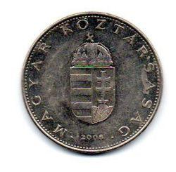 Hungria - 2008 - 10 Forint