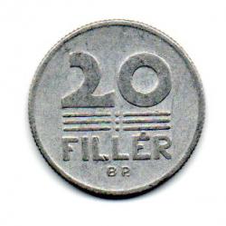 Hungria - 1971 - 20 Fillér