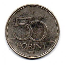 Hungria - 2001 - 50 Forint