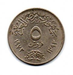 Egíto - 1972 - 5 Piastres