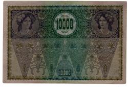 Áustria - 10.000 Kronen  - Cédula Estrangeira
