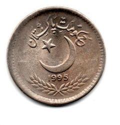Paquistão - 1995 - 50 Paise - Mbc