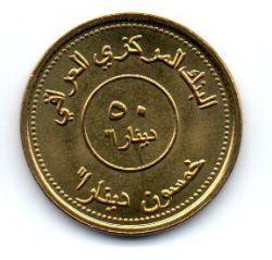 Iraque - 2004 - 50 Dinars - Sob/Fc
