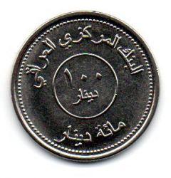 Iraque - 2004 - 100 Dinars - Sob/Fc