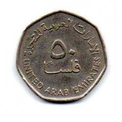 Emirados Árabes Unidos - 1995 - 50 Fils