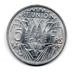 Reunião - 1955 - 5 Francs