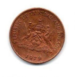 Trinidad e Tobago - 1979 - 1 Cent